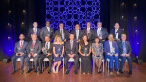 2018 Honda Premier Partner Award Recipients
